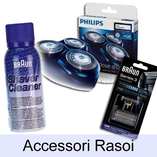 Accessori e ricambi Rasoi